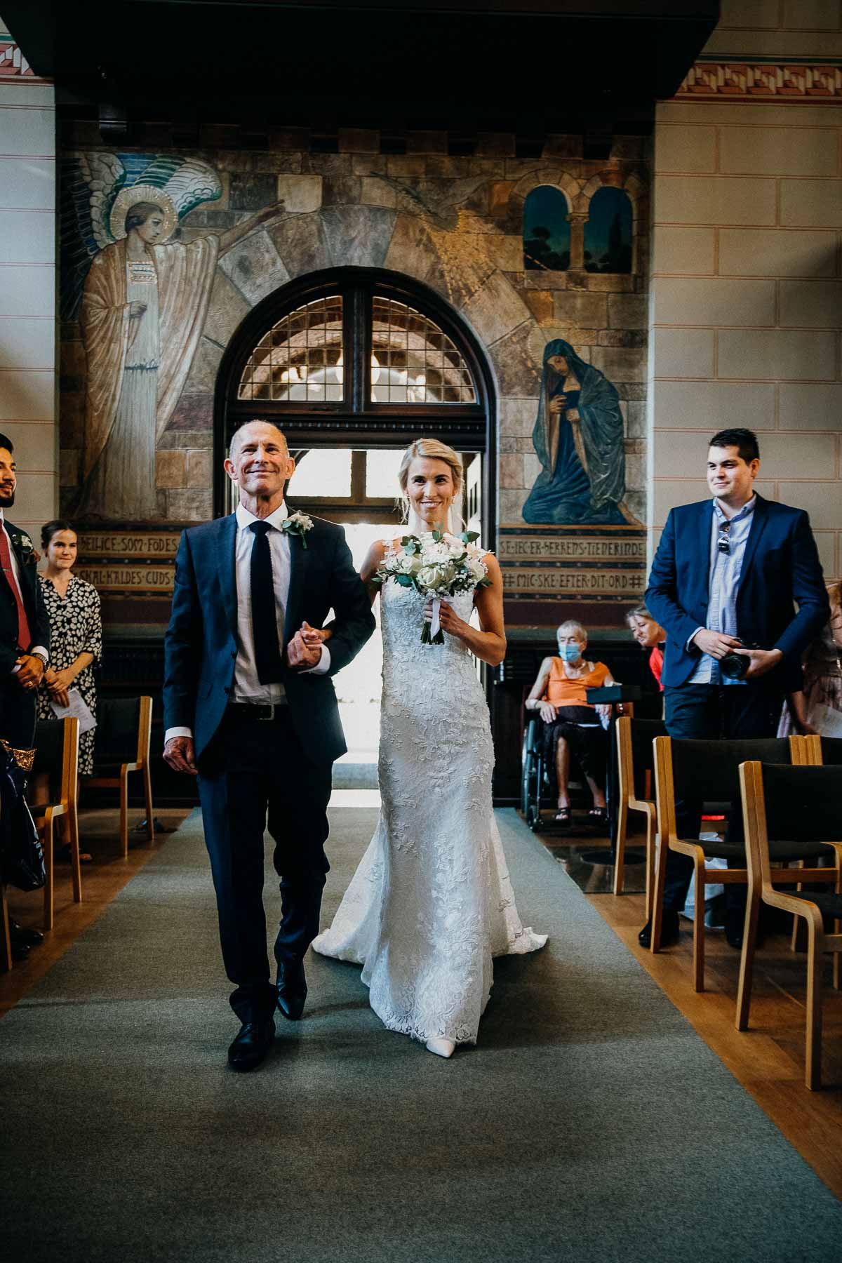 Vielser og velsignelser | Frederiksberg Sogn