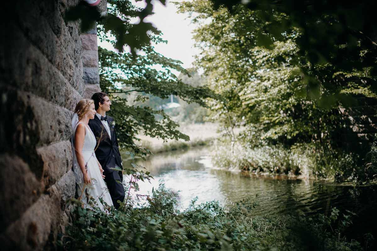 Lille Restrup Hovedgaard, Vores bryllup