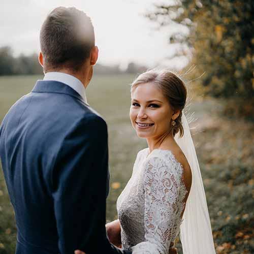 bryllupsfotografi Randers