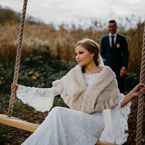 bryllupsfotografering Nordjylland